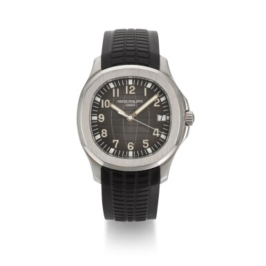 View 1. Thumbnail of Lot 349. PATEK PHILIPPE   AQUANAUT REFERENCE 5167A-001, STAINLESS STEEL AUTOMATIC WRISTWATCH WITH DATE, CIRCA 2010.