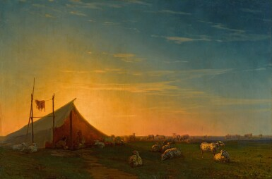 View 1. Thumbnail of Lot 5. Shepherds' Camp.