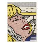 ROY LICHTENSTEIN | SHIPBOARD GIRL (C. II.6)
