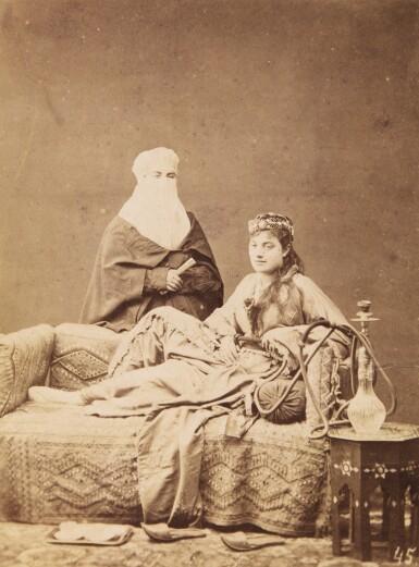 Constantinople   album of photographs, [c.1880s-1890s]