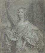 Portrait of Juffrouw Louisa de Vries of Dordrecht