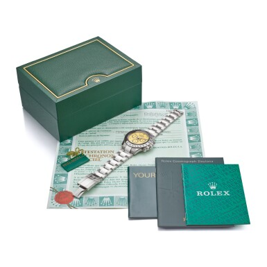 """View 4. Thumbnail of Lot 2235.  ROLEX 