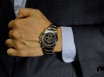 ROLEX | COSMOGRAPH DAYTONA, REFERENCE 16520, A STAINLESS STEEL CHRONOGRAPH WRISTWATCH WITH BRACELET, CIRCA 1990