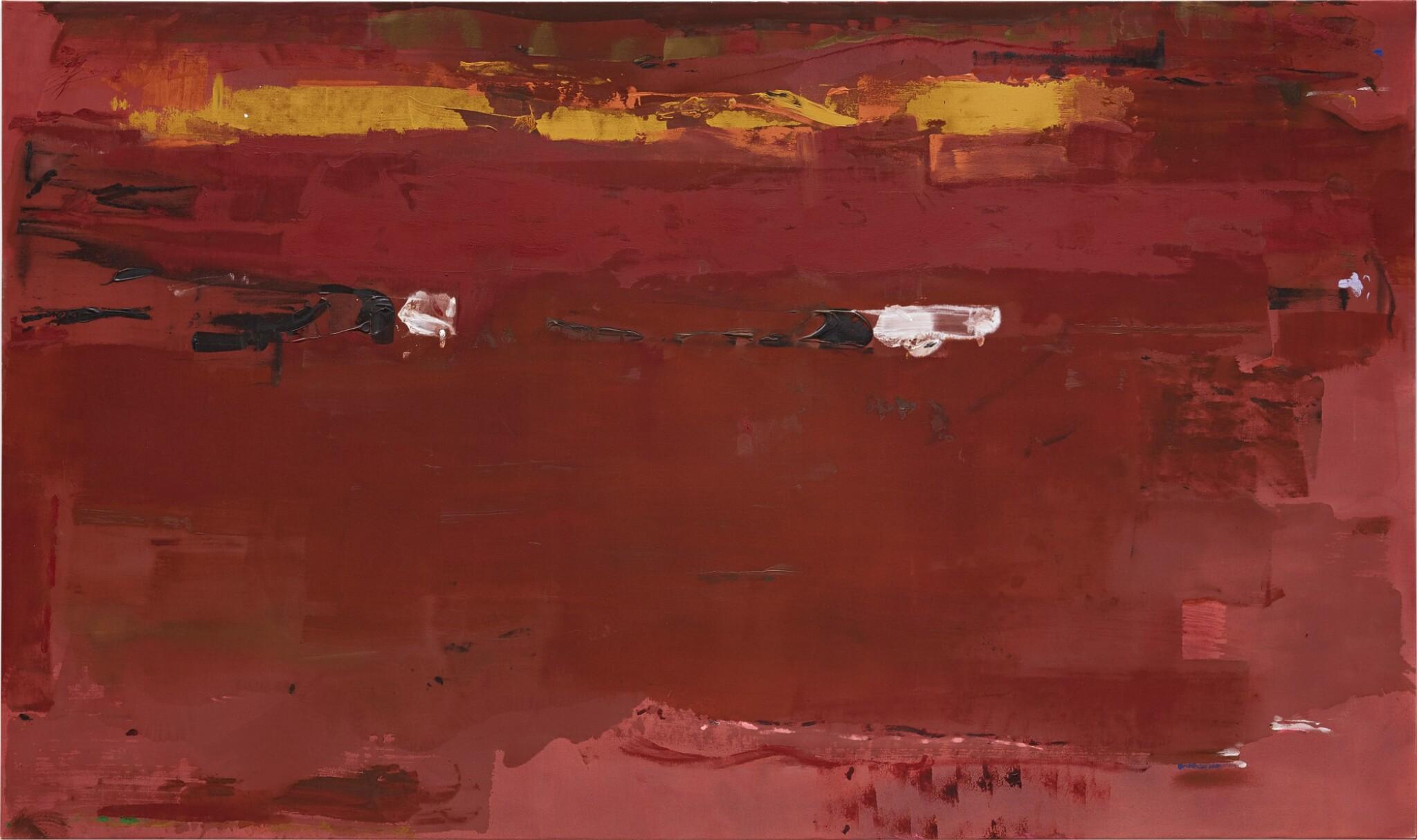 View full screen - View 1 of Lot 112. HELEN FRANKENTHALER | TUNIS .