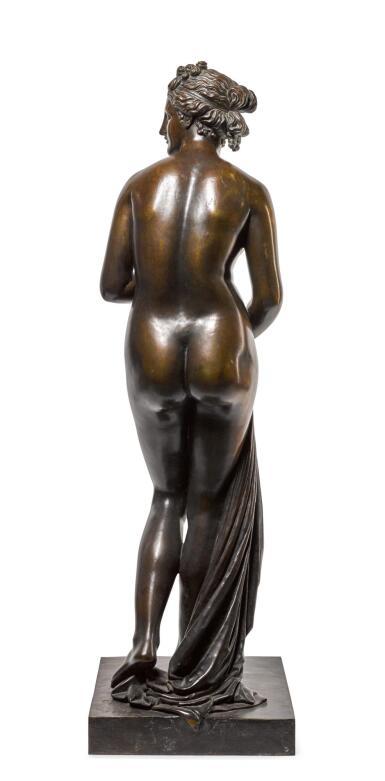 AFTER ANTONIO CANOVA (1757-1822), FRENCH, CIRCA 1845-1865   THE HOPE VENUS