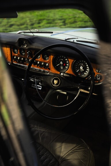 View 16. Thumbnail of Lot 385. A 1967 Jaguar 420.