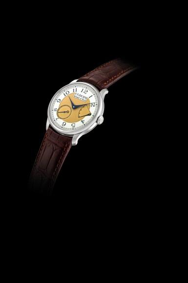 View 5. Thumbnail of Lot 2216. F.P. Journe | Chronomètre Souverain, A limited edition stainless steel wristwatch with power reserve indication, Circa 2015 | Chronomètre Souverain  限量版精鋼腕錶,備動力儲備顯示,約2015年製.