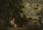 """GUILLIAM FORCHONDT THE ELDER 