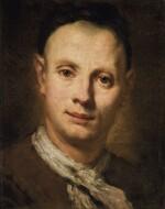 VITTORE GIUSEPPE GHISLANDI, CALLED FRA' GALGARIO | Portrait of a man, bust-length