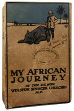 Winston S. Churchill | My African Journey. London: Hodder & Stoughton, 1908