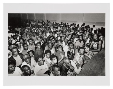 """View 3. Thumbnail of Lot 26. JOHN NORDELL   """"RUSTY THE 'TOEJAMMER' CONCERT PHOTOS"""", BOSTON, 1985."""