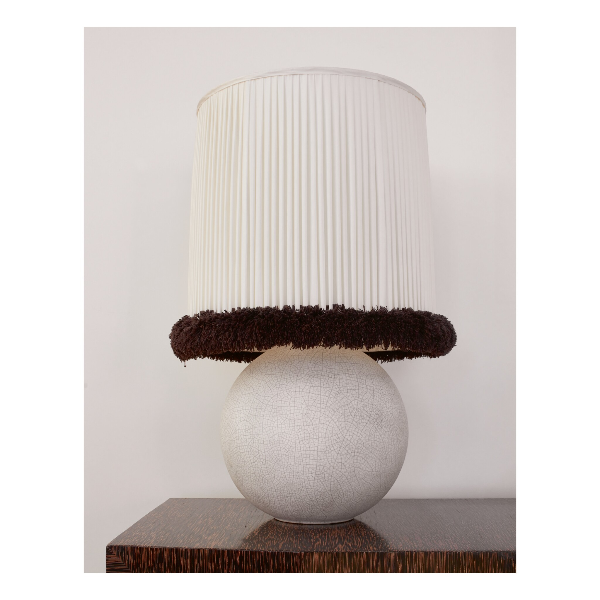 JEAN BESNARD FOR ÉMILE-JACQUES RUHLMANN | TABLE LAMP