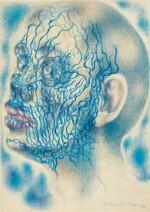 PAVEL TCHELITCHEW | ANATOMICAL HEAD