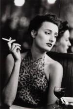 Peter Lindbergh | Marie Sophie Wilson, La Palette, Paris, 1987