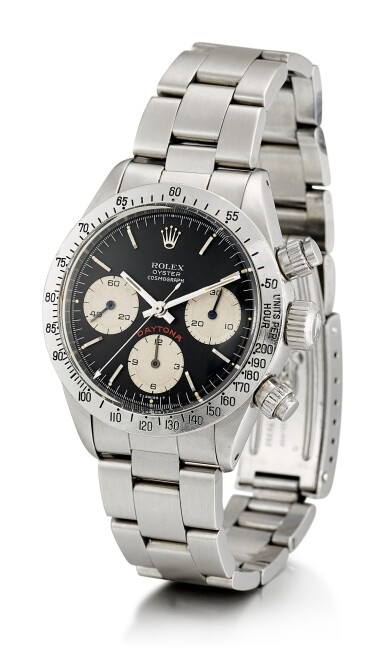 """View 2. Thumbnail of Lot 505. ROLEX 