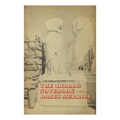 JAMES MERRILL | THE (DIBLOS) NOTEBOOK. NEW YORK: ATHENEUM, 1965