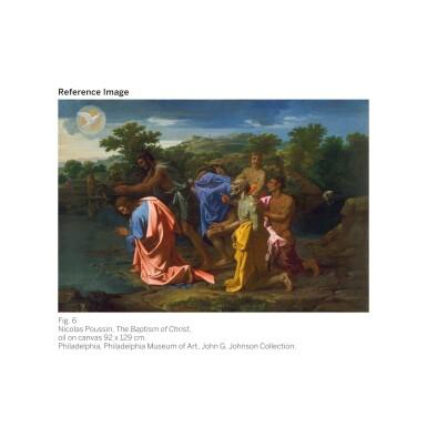View 7. Thumbnail of Lot 16. NICOLAS POUSSIN | The Baptism of Christ| 尼古拉・普桑 | 《基督受洗》.