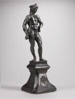 AFTER HENDRICK DE KEYSER (1565-1621), NETHERLANDISH OR AUSTRIAN, 17TH CENTURY | MERCURY