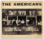 ROBERT FRANK   THE AMERICANS. NEW YORK: GROVE PRESS, 1959
