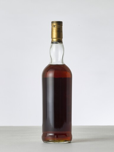 View 2. Thumbnail of Lot 2014. The Macallan 25 Year Old Anniversary Malt 43.0 abv 1962 (1 BT).