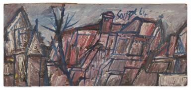 FRANCIS NEWTON SOUZA | BELSIZE PARK LONDON