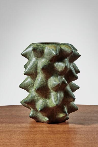 View 1. Thumbnail of Lot 26. Vase.