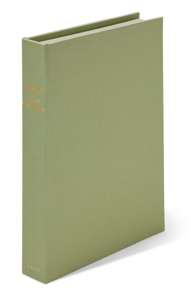 Dickens, Sketches of Young Gentlemen, 1838, first edition