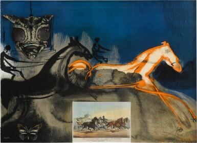 View 1. Thumbnail of Lot 42. American Trotting Horses, No. 2 (M. & L. 1346; F. 71-5 B).