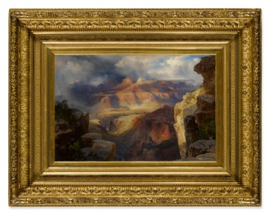 View 2. Thumbnail of Lot 20. Grand Canyon, Arizona (A Miracle of Nature) (Zoroaster Peak, Grand Cañon).