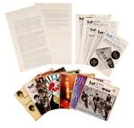 THE BEATLES | Fan Club Christmas flexidiscs and newsletters, 1963-69