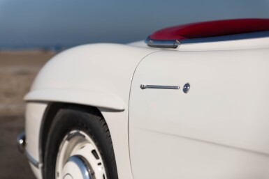 View 46. Thumbnail of Lot 65. 1960 Mercedes-Benz 300SL Roadster.