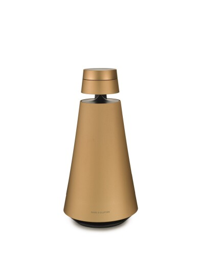 Bang & Olufsen, BeoSound 1 Wireless Speaker System, Tan