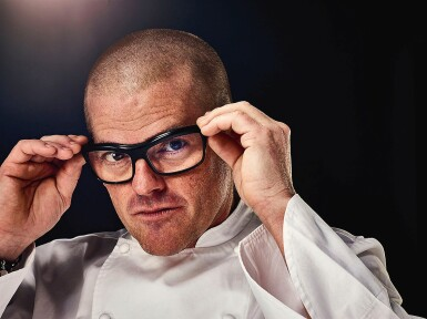 View 1. Thumbnail of Lot 16. Virtual Cooking Lesson with Heston Blumenthal.