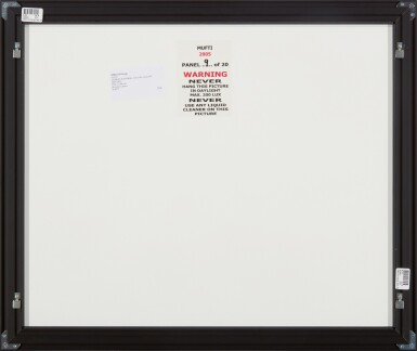 View 20. Thumbnail of Lot 287. GILBERT & GEORGE   MUFTI.