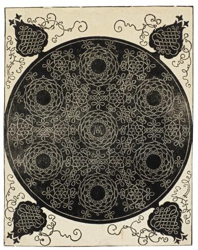 View 3. Thumbnail of Lot 30.  ALBRECHT DÜRER  |  INTERLACED CORD PATTERNS (B. 140, 142-143, 145; M. 274, 276-277, 279).