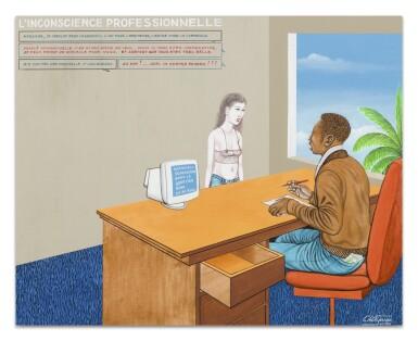 CHÉRI SAMBA | L'INCONSCIENCE PROFESSIONNELLE