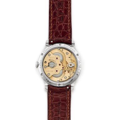 View 3. Thumbnail of Lot 2216. F.P. Journe | Chronomètre Souverain, A limited edition stainless steel wristwatch with power reserve indication, Circa 2015 | Chronomètre Souverain  限量版精鋼腕錶,備動力儲備顯示,約2015年製.
