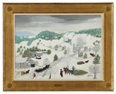 View 2. Thumbnail of Lot 9. Christmas Trees.