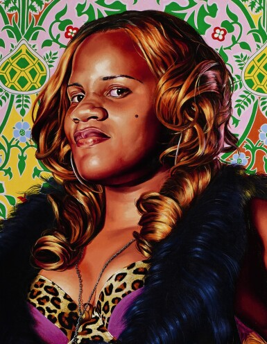 View 2. Thumbnail of Lot 42. KEHINDE WILEY  |  ALEXANDER I, EMPEROR OF RUSSIA.
