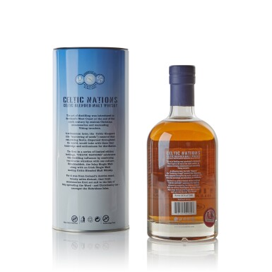 View 2. Thumbnail of Lot 136. Bruichladdich Celtic Nations 46.0 abv NV .