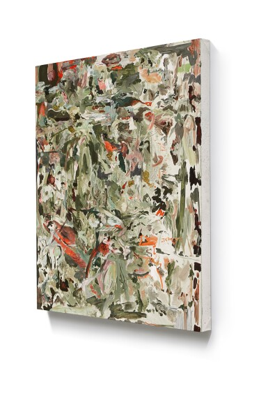 View 2. Thumbnail of Lot 515. Cecily Brown 塞西麗・布朗   The Fox and Geese 狐狸和鵝.