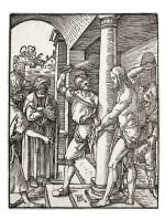 ALBRECHT DÜRER | THE FLAGELLATION; AND CHRIST IN LIMBO (B. 33, 41; M., HOLL. 142, 150)
