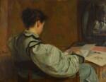 Miss Alice Watson, the Artist's Sister