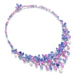 GRAFF | COLOURED SAPPHIRE AND DIAMOND NECKLACE