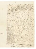 "R. Wagner. Autograph manuscript prose draft for ""Wieland der Schmied"", [WWV 82], 1850"