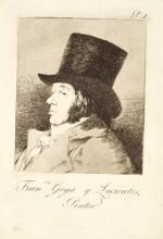FRANCISCO JOSÉ DE GOYA Y LUCIENTES | LOS CAPRICHOS (DELTEIL 38-117; HARRIS 36-115)