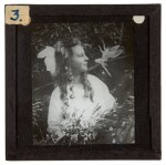 [DOYLE, Sir A.C.] COTTINGLEY FAIRIES | Collection from M.T. Johnson, including 5 photographic plates, psychic spectacles