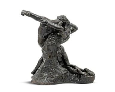 View 4. Thumbnail of Lot 1036. Auguste Rodin 奧古斯特・羅丹 | Éternel Printemps, premier état, taille originale - variante type A 永恆之春.