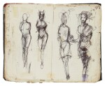 Untitled (Sketches and Notes)