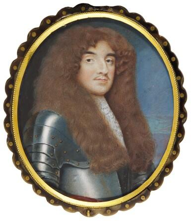 ENGLISH SCHOOL, CIRCA 1670 | PORTRAIT OF A GENTLEMAN